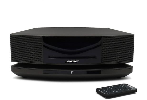 Bose Wave music system IV inkl. SoundTouch Sockel, schwarz