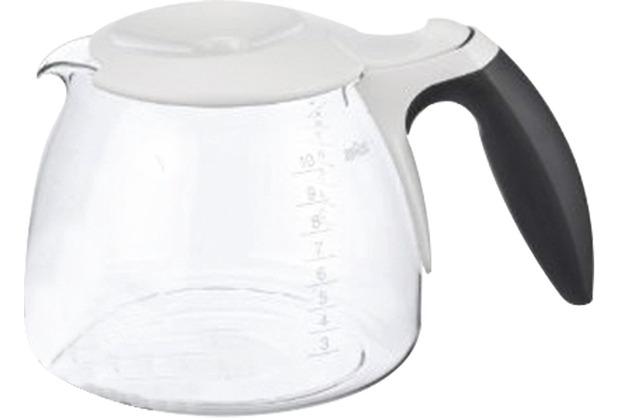 Braun Kaffeekrug KFK500 weiß KF550/510, Aroma Passion