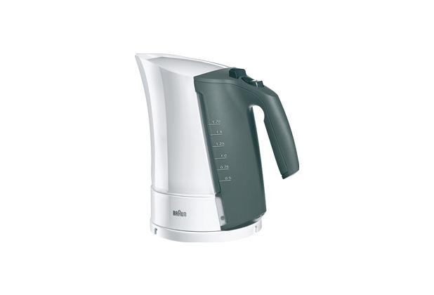 Braun Wasserkocher WK 300, weiß