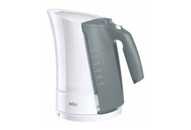 Braun Wasserkocher Multiquick 5 WK500, weiß