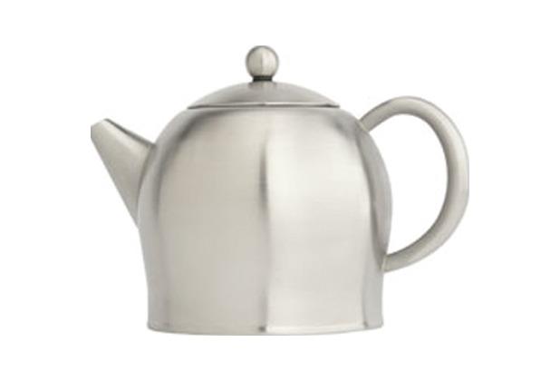 Bredemeijer Teekanne Minuet-Santhee 1,4l , Edelstahl matt