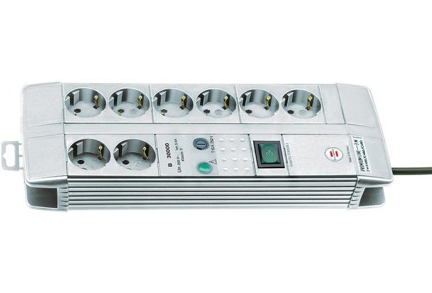 Brennenstuhl ÜSS Premium-Line 30.000 A 8-fach Duo 3m