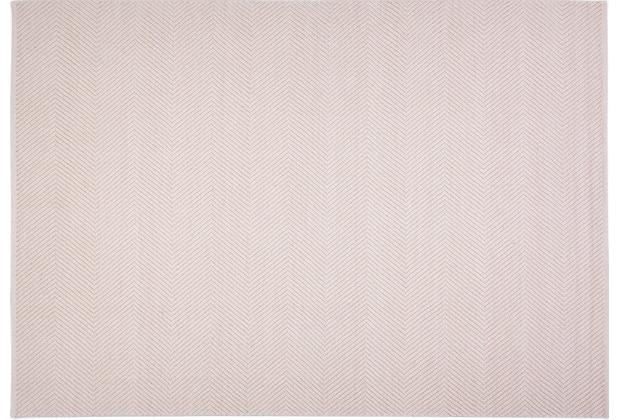 Brigitte Home Handwebteppich Easy Sunset 505 weiss 70 cm x 140 cm