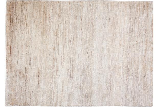 Brigitte Home Teppich Global Passion 309 beige handgeknüpft 70 cm x 140 cm