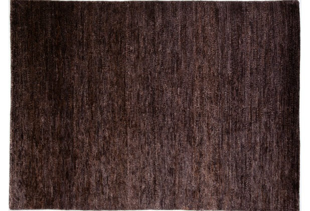 Brigitte Home Teppich Global Passion 314 braun handgeknüpft 70 cm x 140 cm
