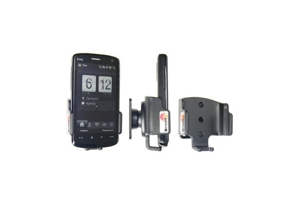 Brodit Handyhalter mit Kugelgelenk für HTC Touch HD