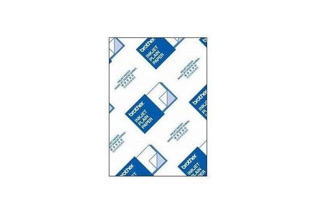 Brother Inkjetpapier, 250 Blatt A4