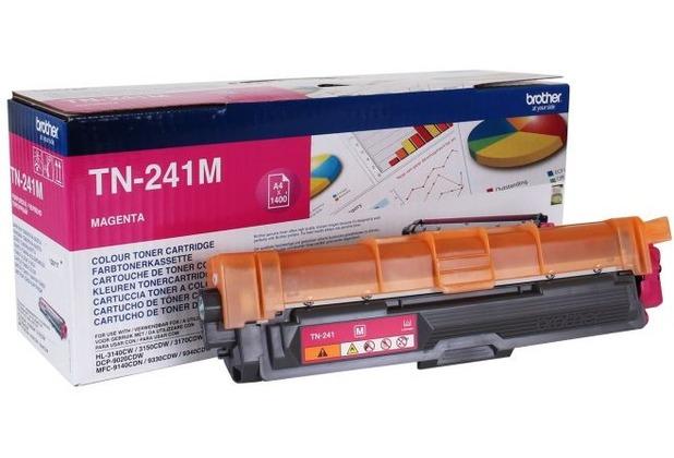 Brother Lasertoner TN-241M magenta 1.400 Seiten