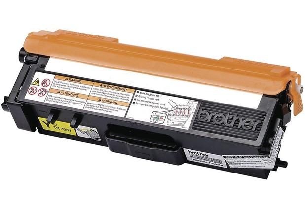 Brother Lasertoner TN-328Y gelb 6.000 Seiten