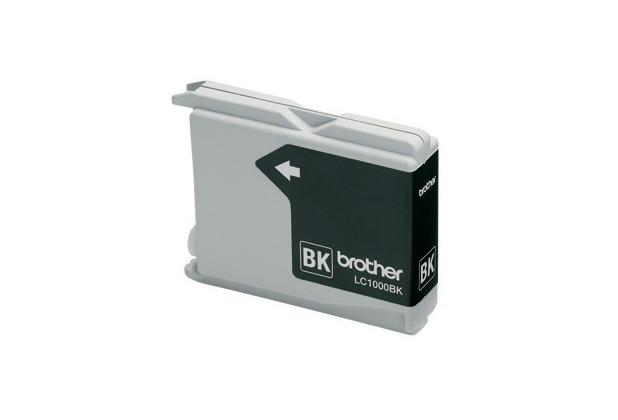 Brother LC-1000BK Tintenpatrone Schwarz