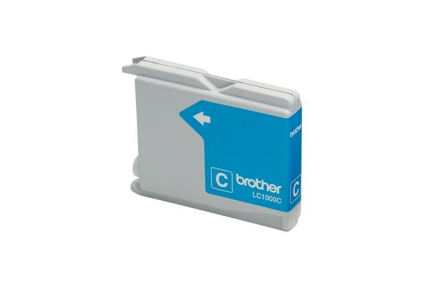 Brother LC-1000C Tintenpatrone Cyan