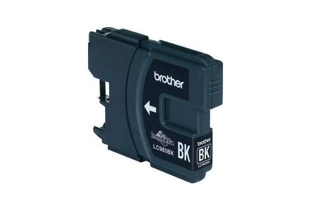 Brother Tintenpatrone schwarz LC-980BK