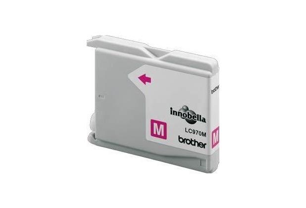 Brother Tinte LC-970M magenta