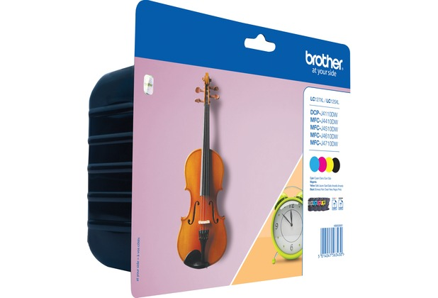 Brother Tinten Multipack LC-127XL Value Pack (4er Set)