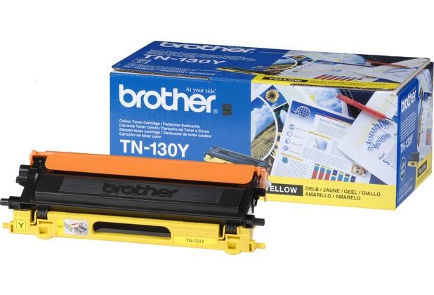 Brother TN-130Y Toner Gelb