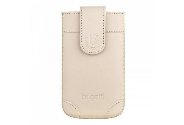 Bugatti SlimCase London - Universal - Size ML - ivory