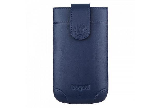 Bugatti SlimCase London - Universal - Size SL - blue