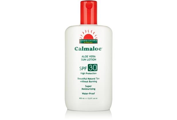 Canarias Cosmetics CALMALOE SUN LOTION SPF30 400 ml