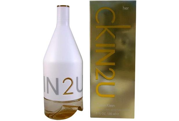 Calvin Klein CK IN2U Her edt spray 150 ml