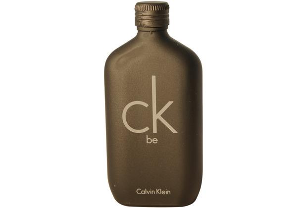 Calvin Klein CK BE unisex, Eau de Toilette, Vaporisateur / Spray 200 ml