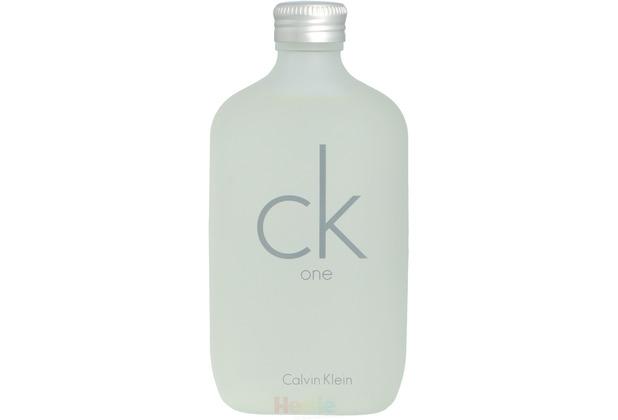 Calvin Klein CK One edt spray 200 ml