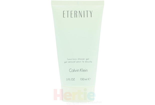 Calvin Klein Eternity For Women Shower Gel unboxed 150 ml