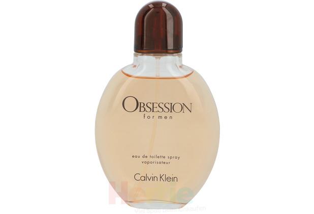Calvin Klein Obsession For Men edt spray 125 ml