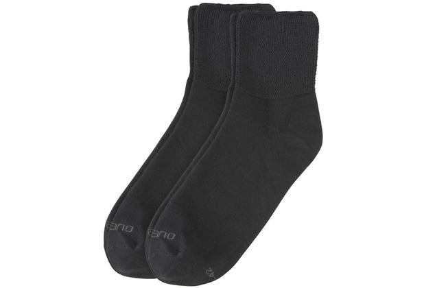 Camano Quarter - super soft 05 black 2 Paar 5914 35-38