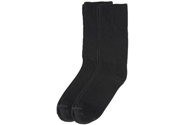 Camano Socken - super soft 05 black 2 Paar 5913 35-38