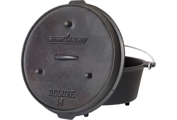 """Camp Chef Deluxe Dutch Oven 14\"""""""