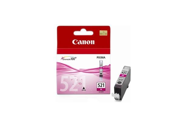Canon Farbtintentank CLI-521M magenta