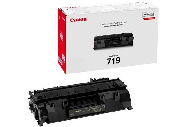 Canon Lasertoner CRG-719 schwarz 2.100 Seiten