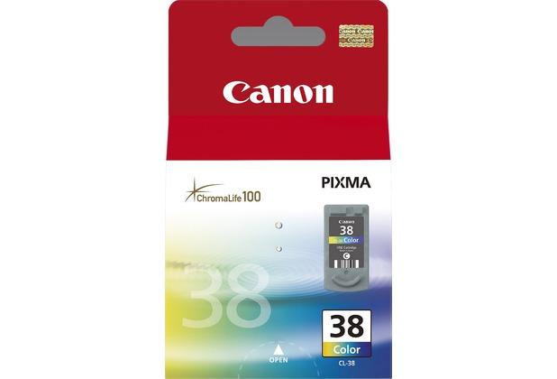 Canon Tintenpatrone CL-38 color