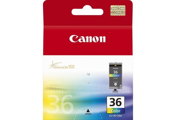 Canon Tintenpatrone CLI-36 color