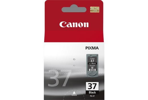 Canon Tintenpatrone PG-37 schwarz