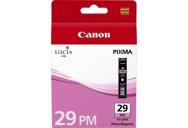 Canon Tintenpatrone PGI-29PM Photo magenta