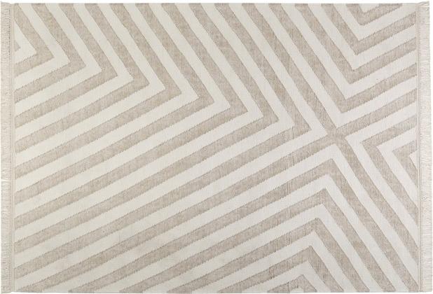 carpets&co. Teppich Edgy Corners GO-0011-04 natur 80x150
