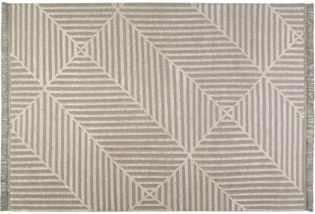 carpets&co. Teppich Irregular Fields GO-0008-02 natur 80x150