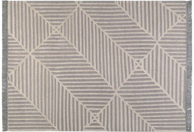 carpets&co. Teppich Irregular Fields GO-0008-03 natur 80x150