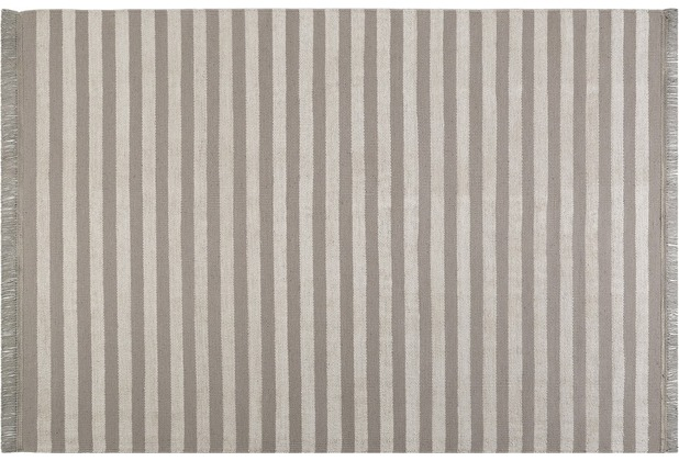 carpets&co. Teppich Noble Stripes GO-0010-02 natur 80x150