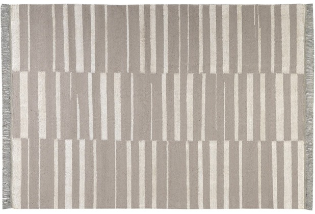 carpets&co. Teppich Skid Marks GO-0009-02 natur 80x150