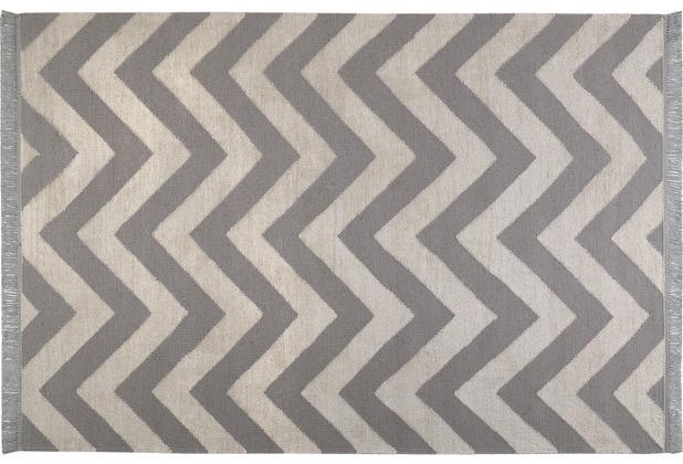carpets&co. Teppich Zig-Zag GO-0003-03 natur 80x150