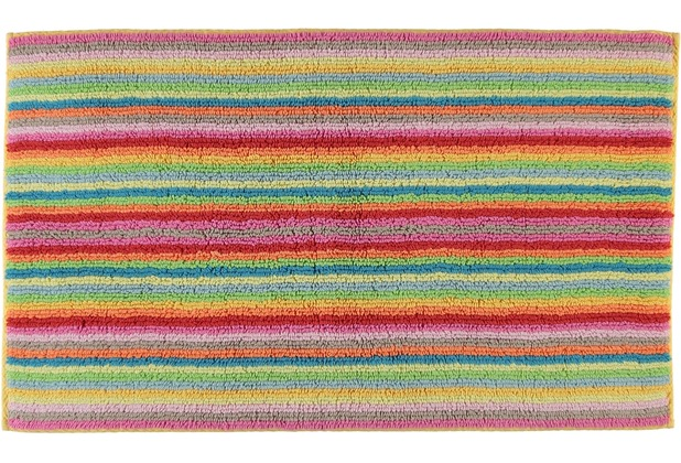 cawö Badematte multicolor 50 x 80 cm