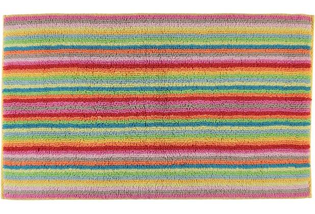 cawö Badteppich Multicolor multicolor 60 cm x 100 cm