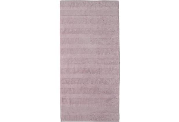 cawö Duschtuch malve 80 x 160 cm