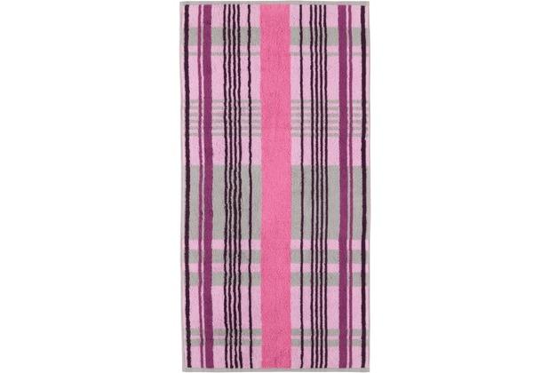 cawö Duschtuch pink 80 x 150 cm