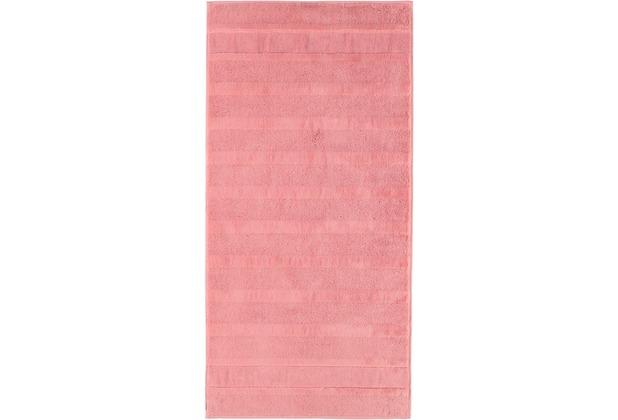 cawö Duschtuch rouge 80 x 160 cm