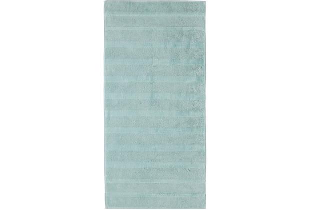 cawö Duschtuch seegrün 80 x 160 cm