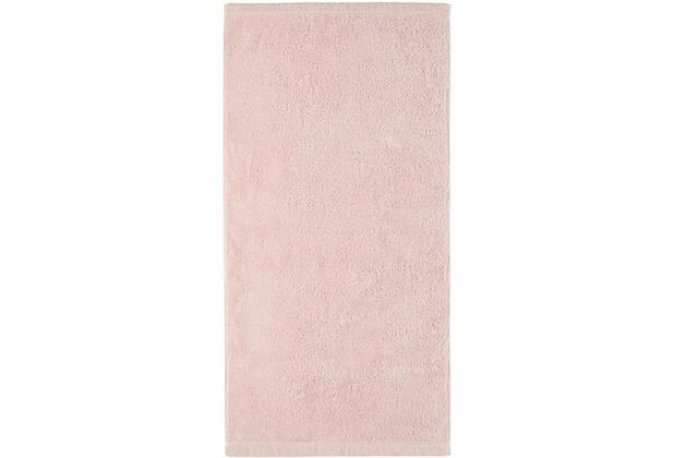 cawö Handtuch puder 50 x 100 cm