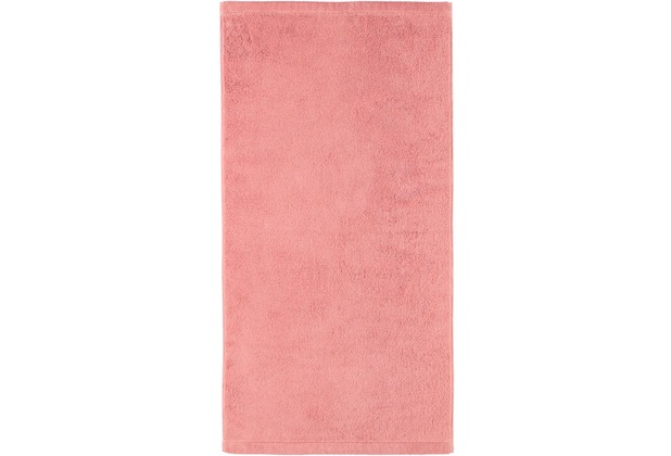 cawö Handtuch rouge 50 x 100 cm, schlicht